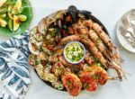 Miguel Maestres Seafood BBQ A to Z of Mmmm
